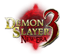 Demon Slayer 3 logo