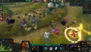 DOTA 2 screenshot3
