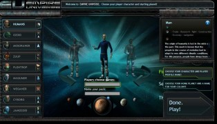 Empire Universe 3 screenshot3