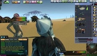 Entropia Universe screenshot5