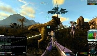 Entropia Universe screenshot7