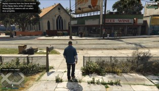 Grand Theft Auto V (B2P) screenshot6