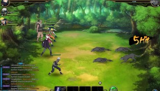Naruto Online screenshot8