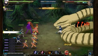 Naruto Online screenshot9