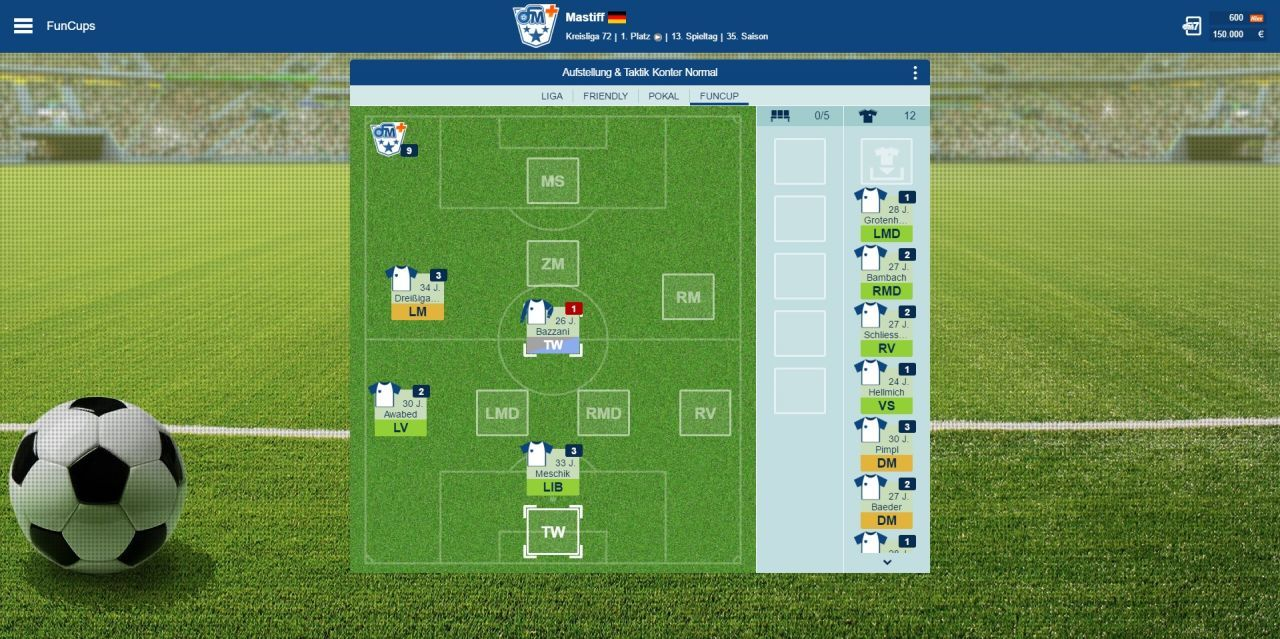 how to play football manager online