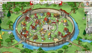 Travian Kingdoms screenshot4