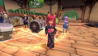 Twin Saga screenshot1