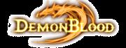Demon Blood logo
