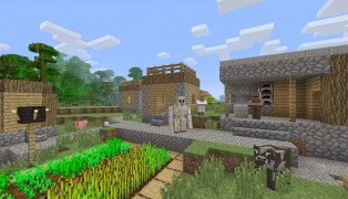 Minecraft screenshot1