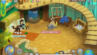 Animal Jam screenshot2