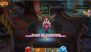 Sacred Saga Online screenshot4