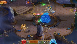 Sacred Saga Online screenshot5