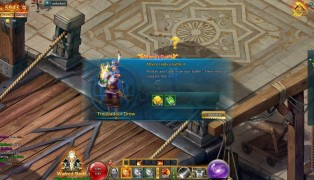 Sacred Saga Online screenshot7