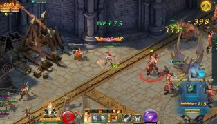Sacred Saga Online screenshot10