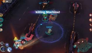Heavy Metal Machines screenshot7