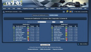 Grand Prix Racing Online screenshot10