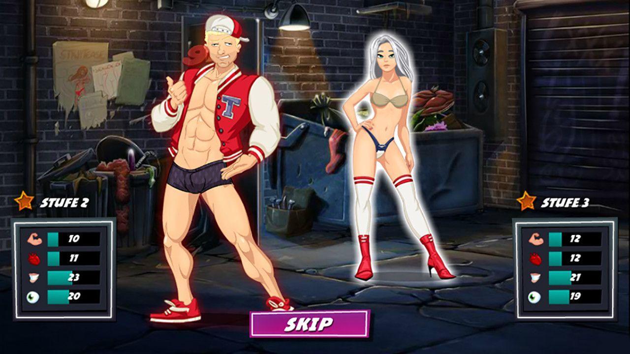 Porn web game