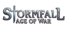 Stormfall: Age of War logo