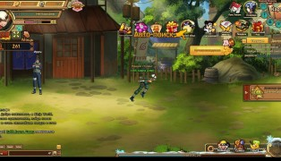 Ninja World screenshot2