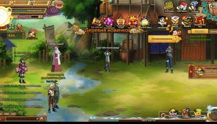 Ninja World screenshot3