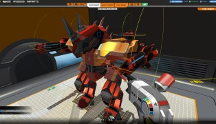 Robocraft screenshot6
