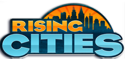Rising Cities logo