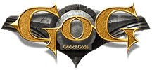 God of Gods logo