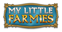 My Little Farmies logo