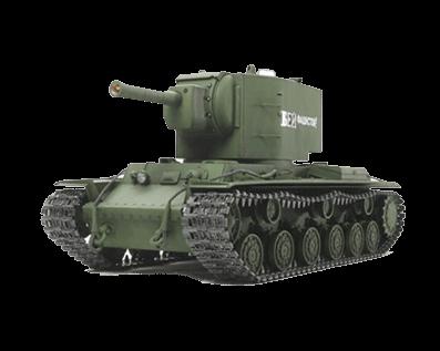 Tanque KV-2