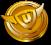 Saldo de moneda virtual logo