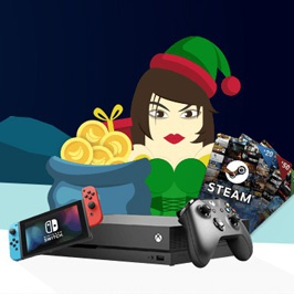 ¡El evento de Navidad ha terminado!