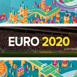 ¡¡Los octavos de final de la Eurocopa 2020 pronto !!