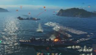 World of Warship screenshot9