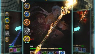 SAO's Legend screenshot9
