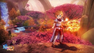 Twin Saga screenshot3