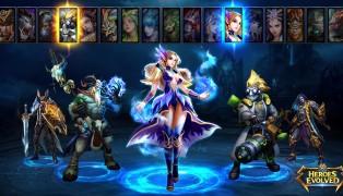 Heroes Evolved screenshot7