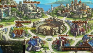 Kings and Legends screenshot5