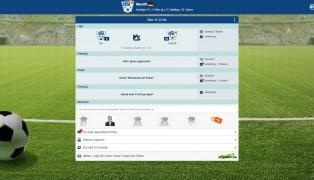 Online Fussball Manager screenshot1
