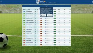 Online Fussball Manager screenshot2