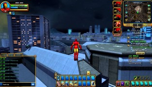 Champions Online screenshot9
