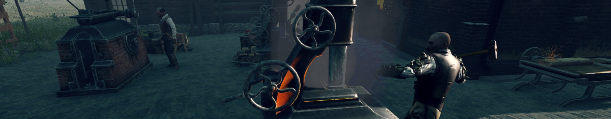 Steam Hammer (B2P)