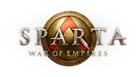Sparta: War of Empires logo