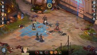 Ash of Gods (B2P) screenshot1