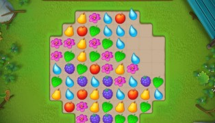 Gardenscapes screenshot3