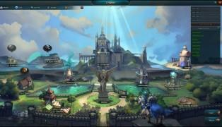 Heroes origin screenshot2