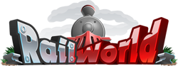 Rail World logo