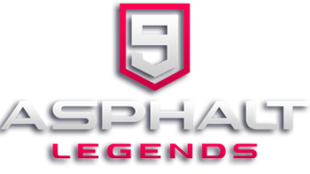 Asphalt 9: Legends logo