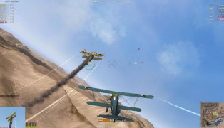 World of Warplanes screenshot4