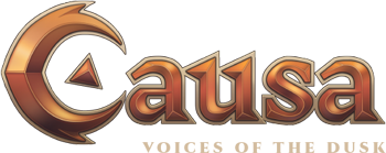 Causa: Voices of the Dusk logo