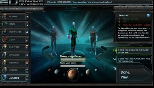 Empire Universe 3 screenshot5